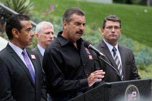 Sospechoso de secuestrar niña fue extraditado a Los Ángeles