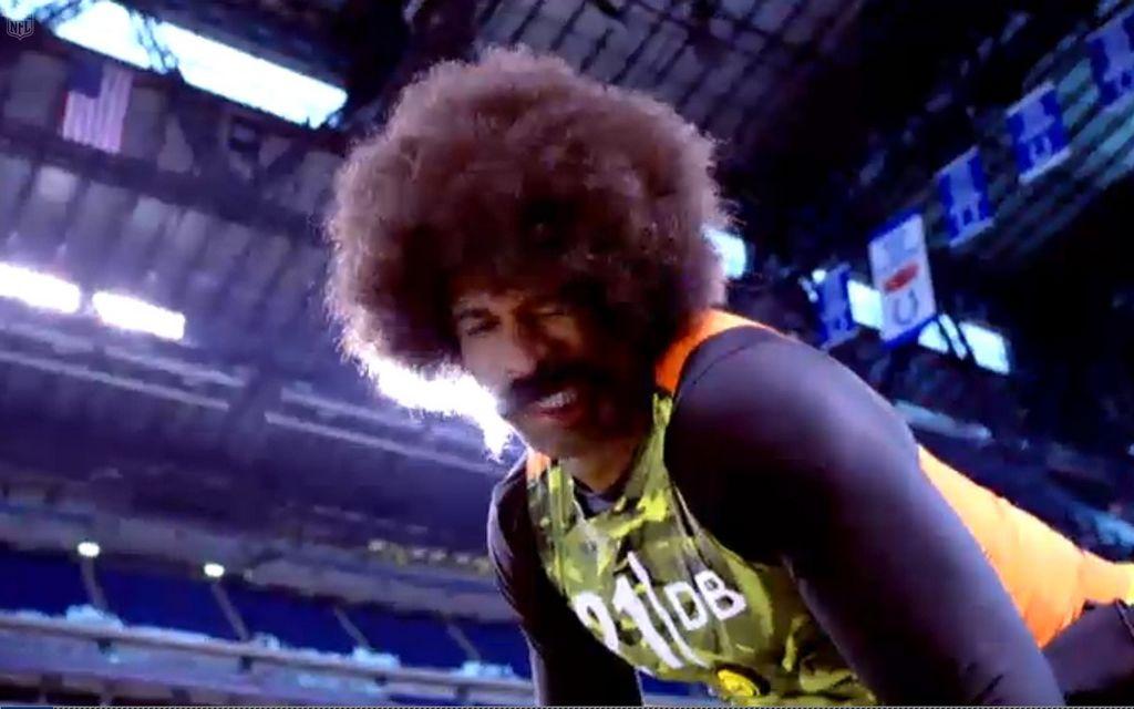 Leon Sandcastle es el gran atractivo del draft (Videos)