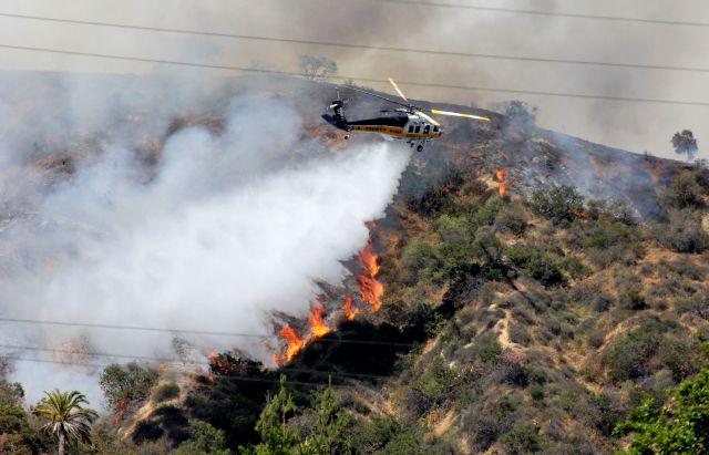 Autoridades esperan más incendios forestales en CA
