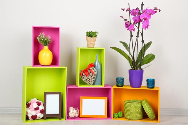 Cuando lo orgánico te ayuda a decorar