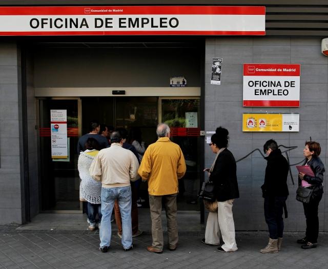 Crece el desempleo