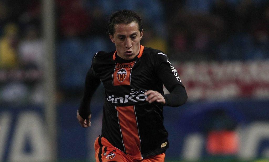 El 'Principito' quiere afianzarse en el Valencia español y marcar goles de una buena vez.