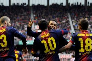 El Barça no puede celebrar