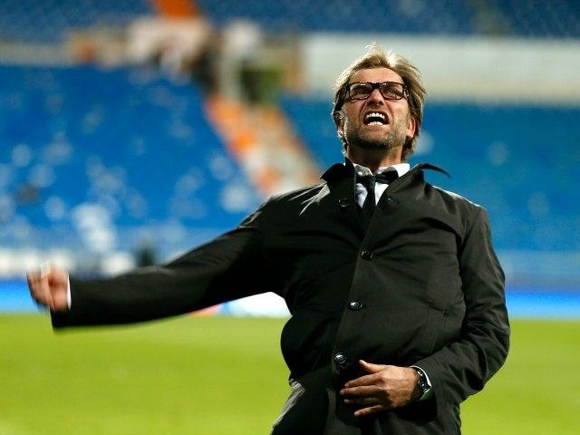 Klopp reconoce que el Real Madrid los puso en aprietos
