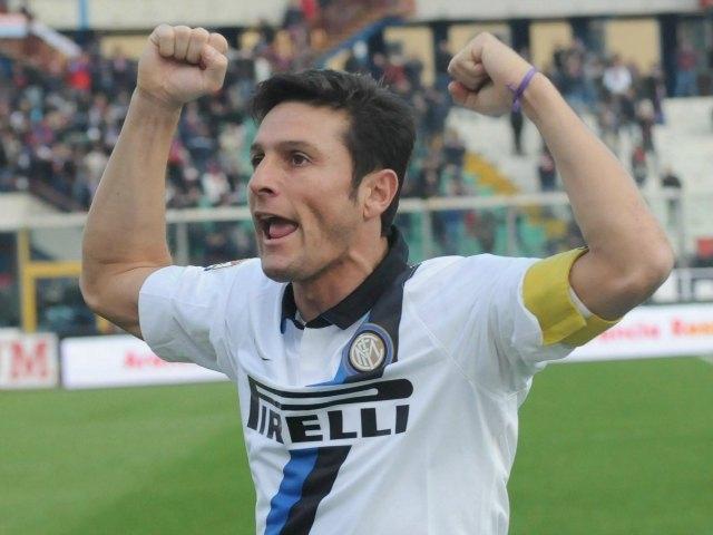 Javier Zanetti es operado con éxito
