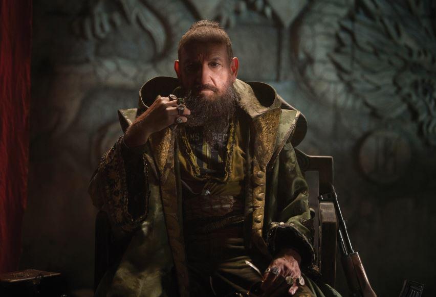 Sir Ben Kingsley es un villano de lujo en 'Iron Man 3' (video)