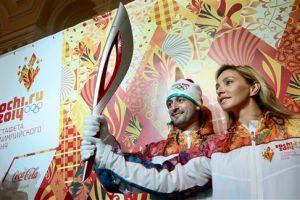 Antorcha olímpica llegará al espacio gracias a los rusos