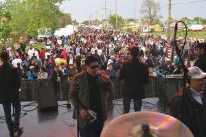 Festival y conciertos por Cinco de Mayo en La Villita