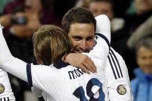 Futuro de Higuaín y Modric estaría en la Serie A