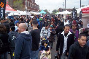 Fiestas de Cinco de Mayo en Chicago y suburbios