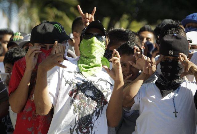 300 salvadoreños emigran cada día por las maras
