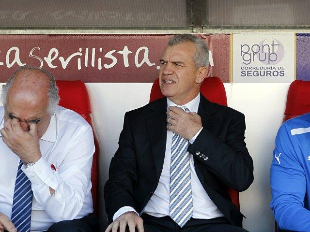 Javier Aguirre, a unas horas de renovar con Espanyol