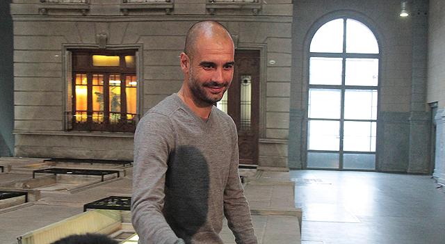 Guardiola iniciará aventura con el Bayern el 26 de junio (Video)