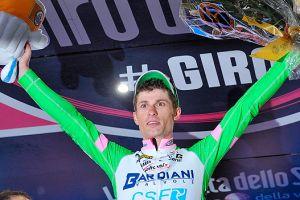 Battaglin gana cuarta etapa del Giro de Italia