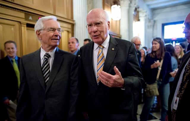 Sube tensión en el Senado