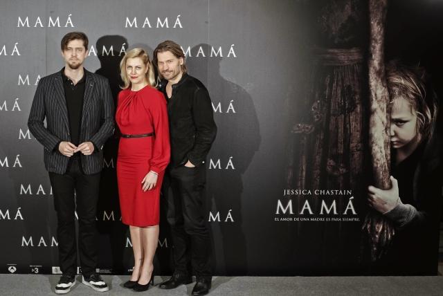 Realizadores de 'Mama' analizan el éxito de su filme