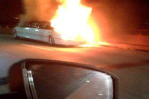 Sobreviviente a fuego en limusina en SF culpa al chofer