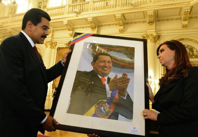 Argentina y Venezuela firman acuerdos bilaterales