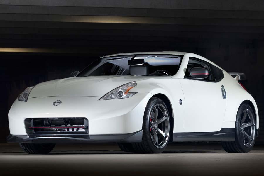 Presentación de la nueva edición de Nissan 370Z NISMO