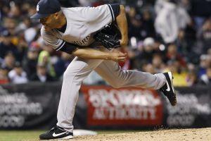Yankees sacan el juego a Colorado en la novena (Fotos)