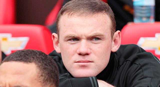 Rooney podría dejar el ManU.