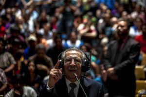 Expresidente guatemalteco niega cargos por genocidio