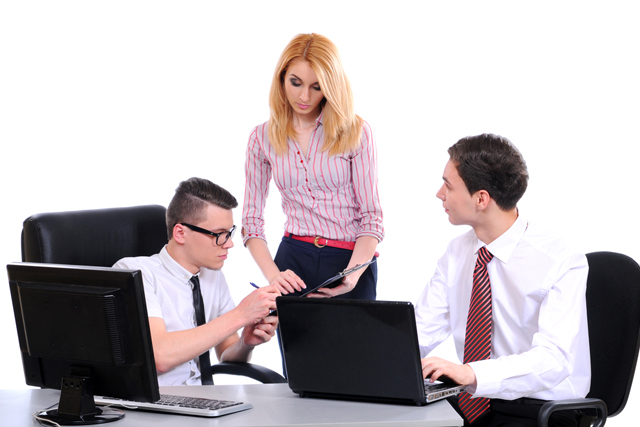 Relaciones en el trabajo, ¿sí o no?