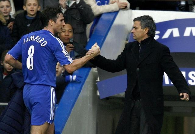 Lampard, feliz por el regreso de 'Mou'