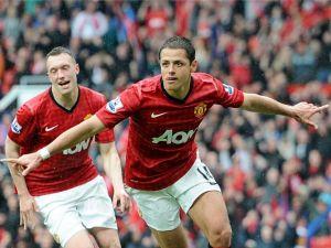 Chicharito contó cómo se enteró de que lo quería el Manchester United
