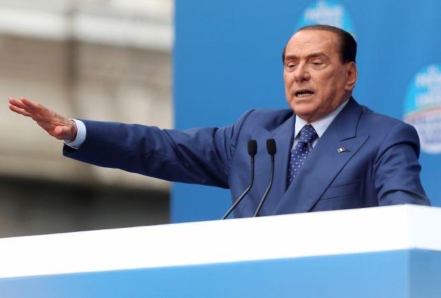 Fiscalía pide seis años de prisión para Berlusconi