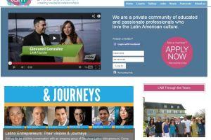 Red social conecta hispanos altamente educados