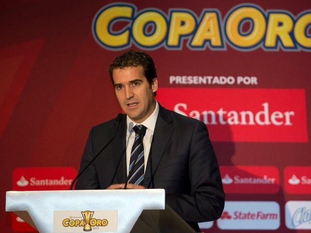 Enrique Sanz presume transparencia en Concacaf
