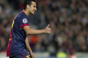 Pedro reconoce una irregular campaña con Barcelona