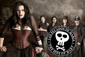 Ritmos latinos y rock en el Aragon (Video)