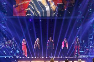 "Candice Glover gana la final de ""American Idol"""