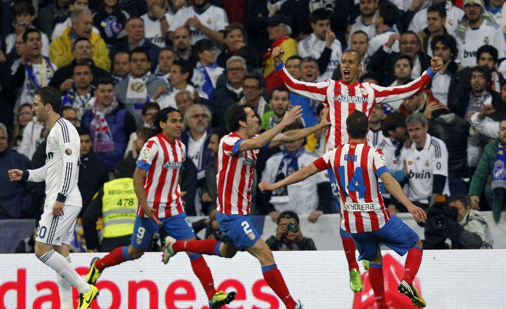 Atlético de Madrid es campeón de la Copa del Rey (Fotos)