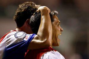 MLS suspende dos juegos a costarricense Arrieta