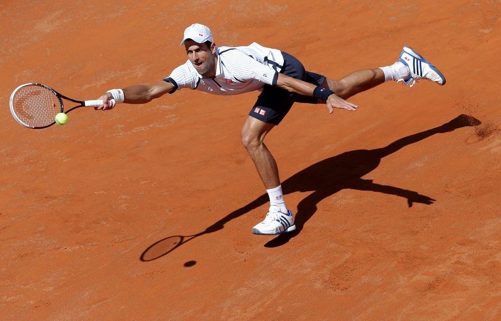 Djokovic es eliminado del Abierto de Roma