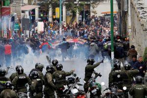 Bolivia enfrenta 11 días de protestas