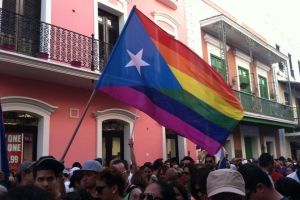 Cientos marchan contra la homofobia en Puerto Rico