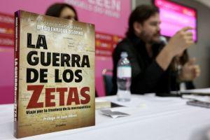 Osorno presenta el tema de los Zetas en LéaLA