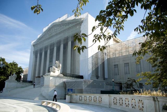 49 congresistas republicanos y 18 fiscales generales a nivel estatal lograron llevar el caso hasta el Tribunal Supremo.