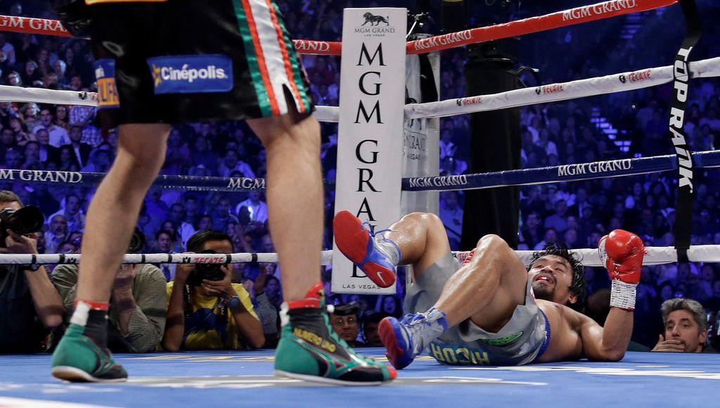 Manny Pacquiao estaría en bancarrota