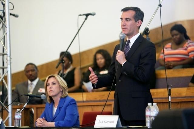 Problemas que enfrentará el nuevo alcalde de LA