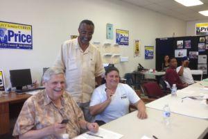 Votantes del Distrito 9 de LA esperan ver promesas cumplidas