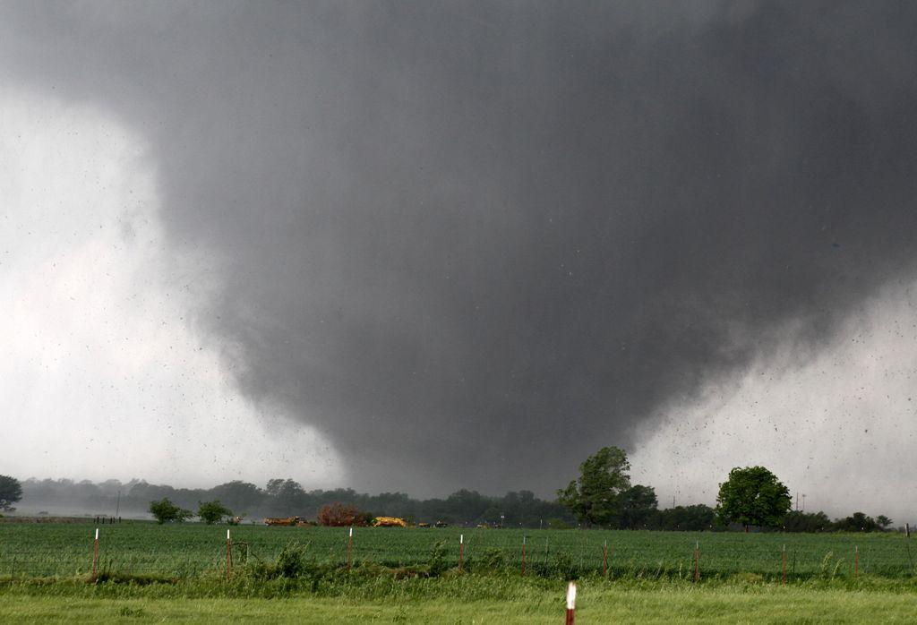 Tornados más mortíferos en EEUU desde 1980