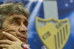 Manuel Pellegrini se va del Málaga