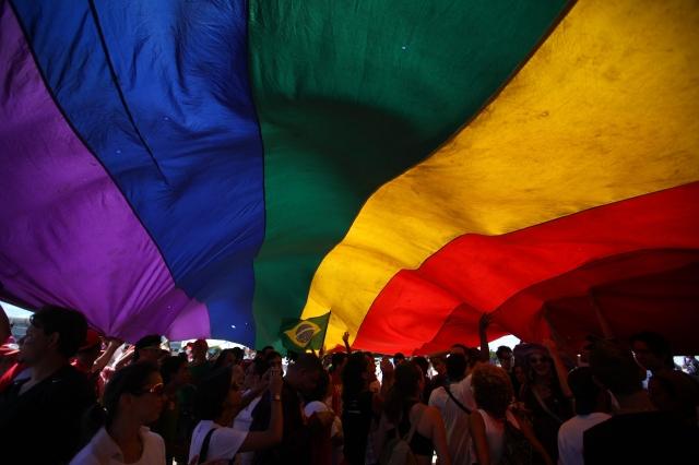 Homenaje a  homosexuales