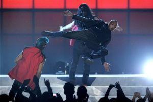 Chris Brown sufre accidente de tráfico en Beverly Hills