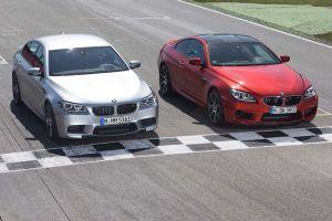 BMW M5 y M6 presentan modificaciones para mayor potencia